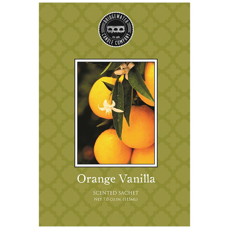 Orange Vanilla Sachet -  assorted