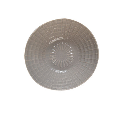 Wonki Ware Grey Party Bowl