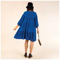 Maddie Maxi Dress -  cobalt