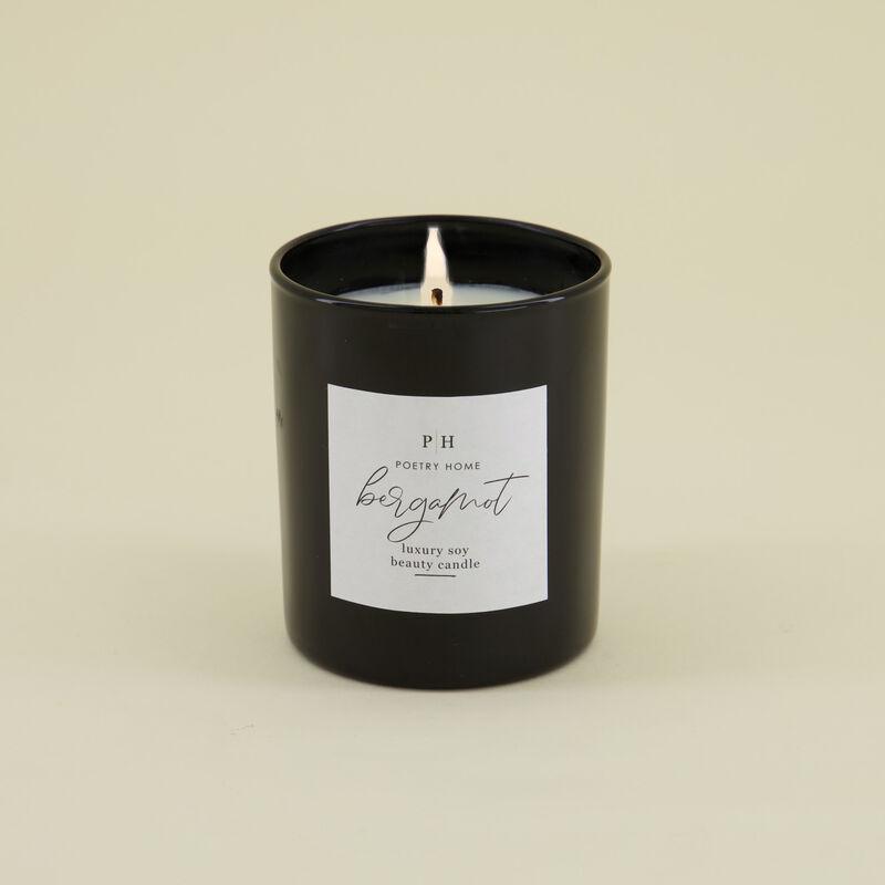 Bergamot Soy Beauty Candle -  c01