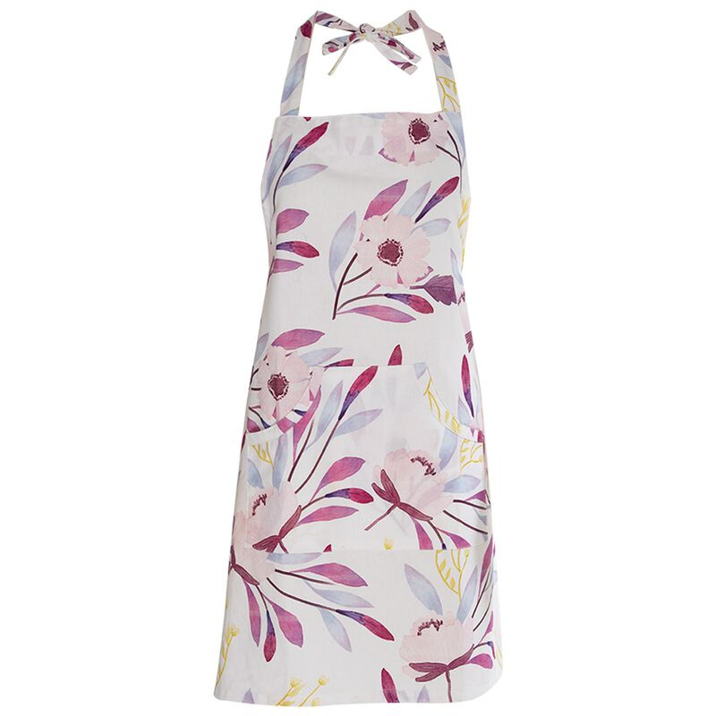 Pink Blossom Apron -  assorted