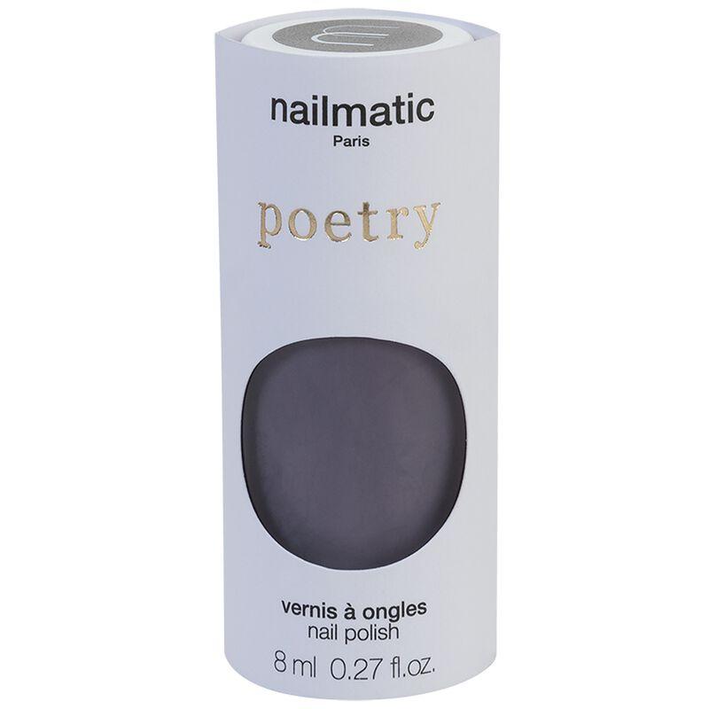 Nailmatic Ayoko Nail Polish -  grey