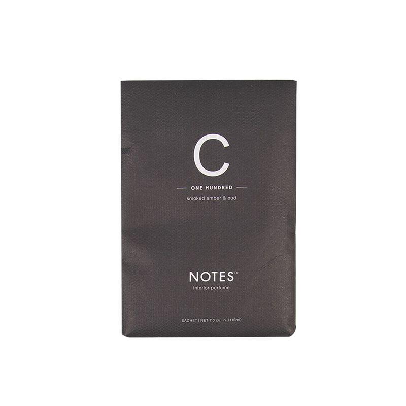 Notes C Fragrance Sachet -  assorted