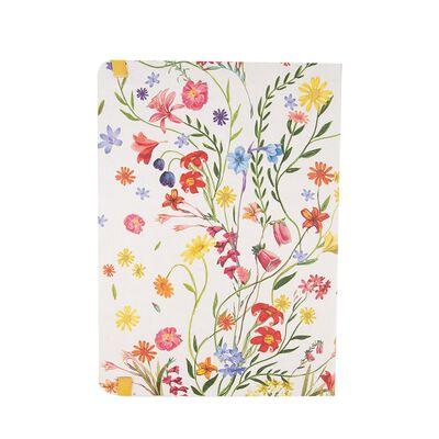 Dried Flower Notebook