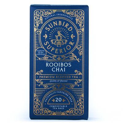 Sunbird Rooibos Chai Tea