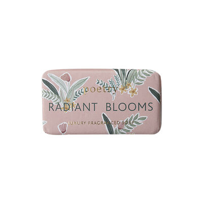 Radiant Blooms Soap Bar