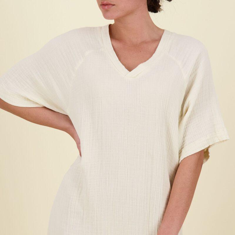 Stevie Waffle Loungewear Dress -  c11