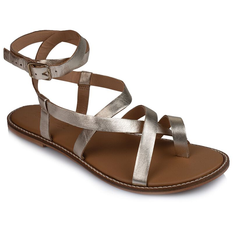 Rare Earth Anina Sandals -  gold