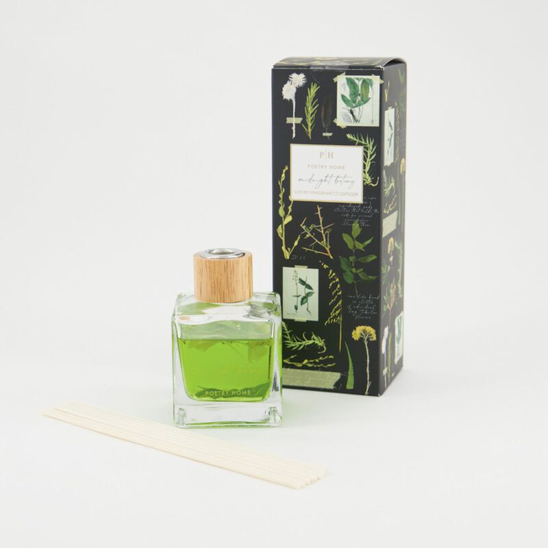 Midnight Botany Luxury Fragranced Diffuser  -  c01