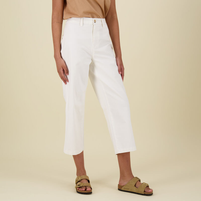Yanet Relaxed Pants -  milk
