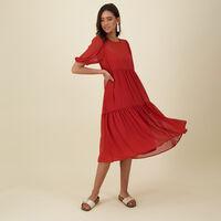 Poppy Tiered Dress -  c95