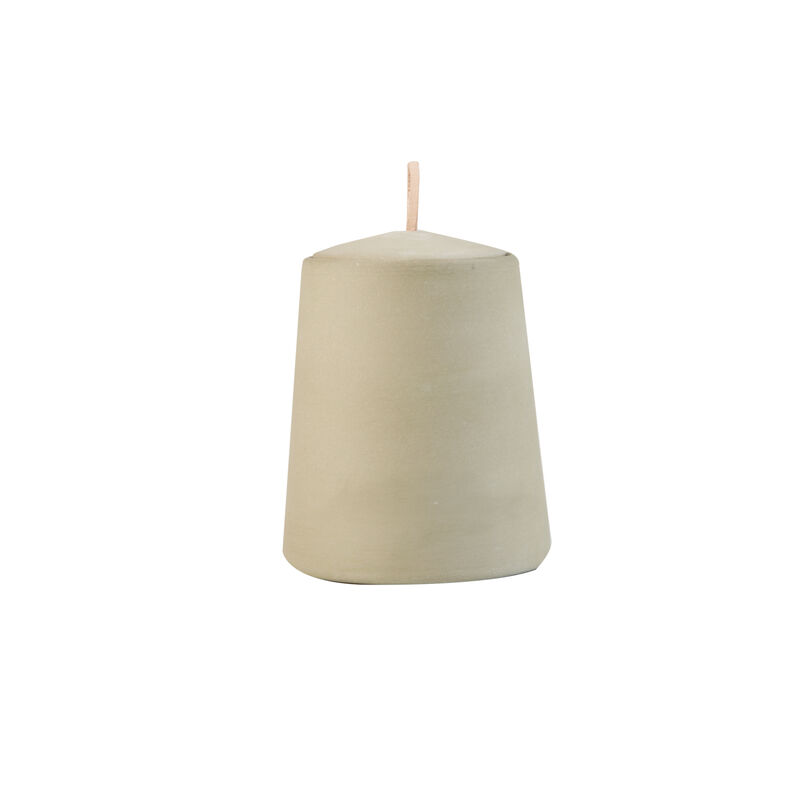 Sage Chalky Candle -  sage