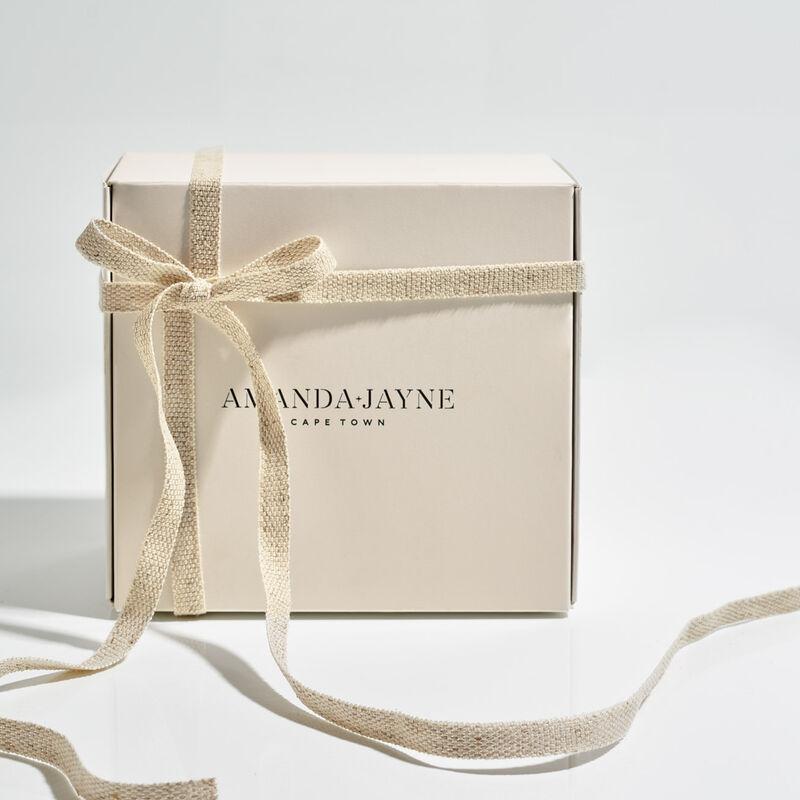 Amanda Jayne Night Bloom Glass & Home Fragrance Set -  c99
