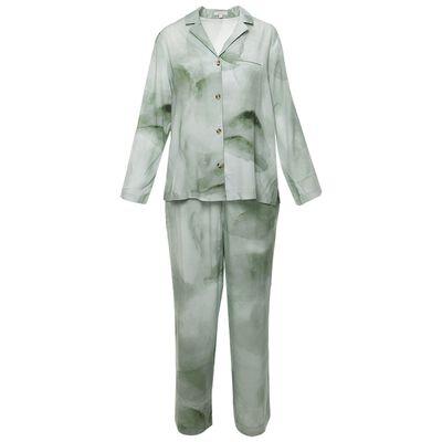 Jamie Green Abstract Pyjama Set