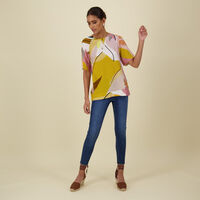 Dana Tunic -  yellow
