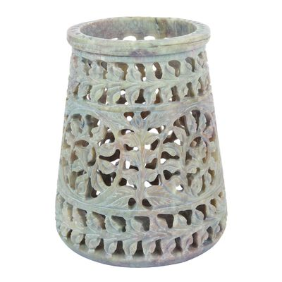 Natural Soapstone Oil Burner