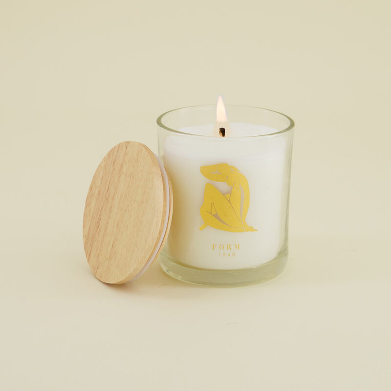 Matisse Form Candle -  c54