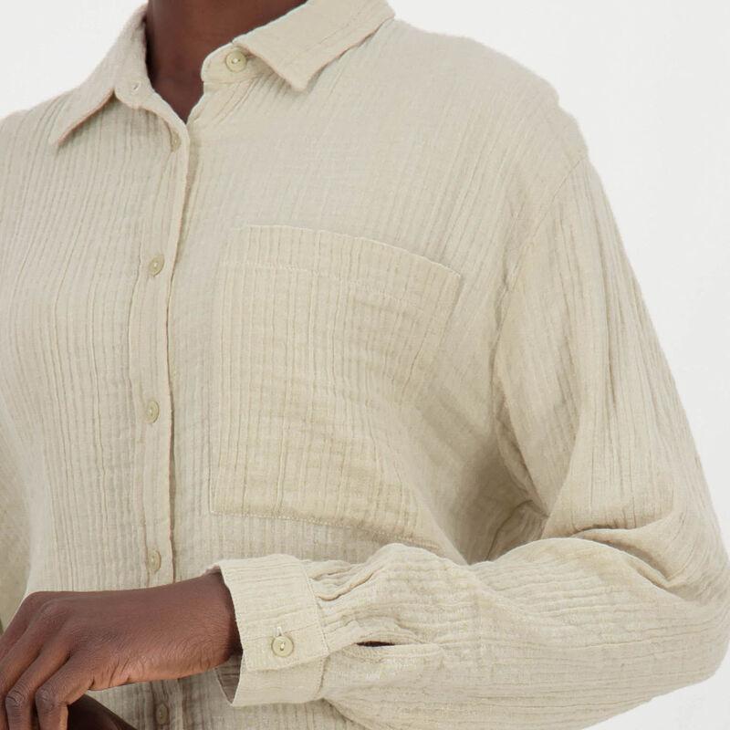 Frankie Loungewear Dress -  stone