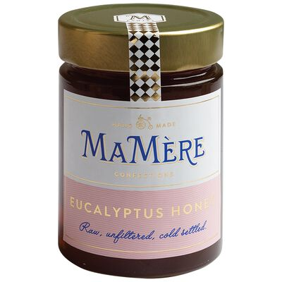 MaMere Raw Eucalyptus Honey