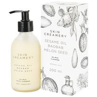 Skin Creamery Oil-Milk Cleanser -  assorted