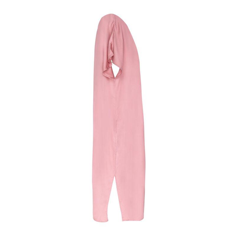 Isa Loungewear Dress -  dustypink