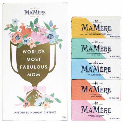Ma Mere Fabulous Mom Nougat Giftbox