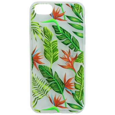 Tropical Print iPhone Cover