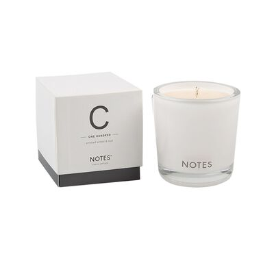 Notes C Candle