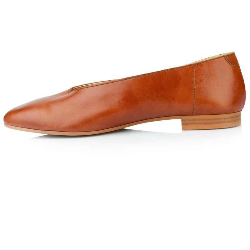 Rare Earth Luca Shoe  -  tan