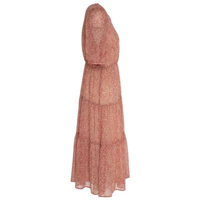 Rosalia Tiered Shirt Dress