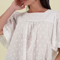 Dulce Tunic -  white