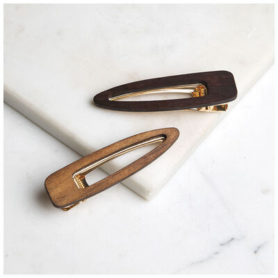 Wooden Clips Two-Pack