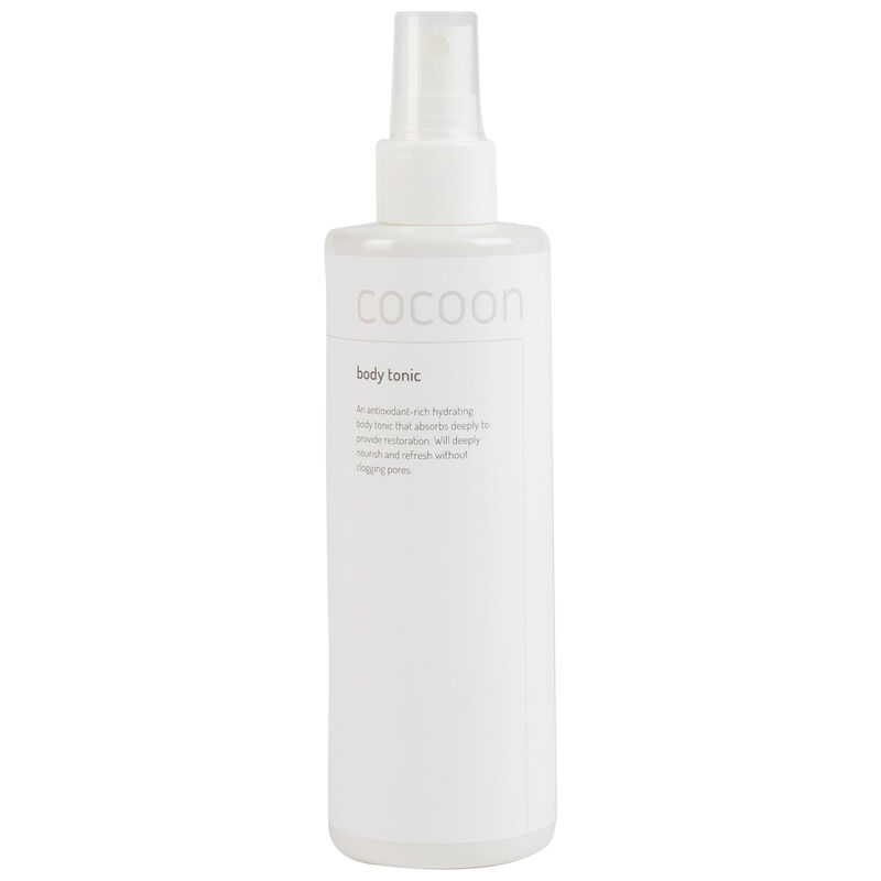 Cocoon Body Tonic -  white-brown