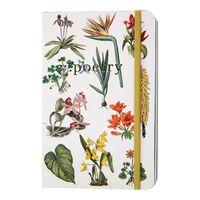 Botanical Notebook -  assorted