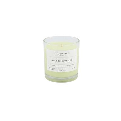 Amanda Jayne Orange Blossom Candle in Glass