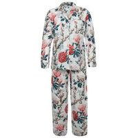 Joss Floral Pyjama Set -  milk-pink