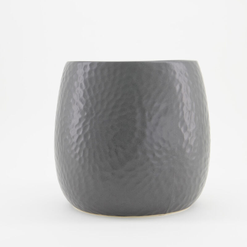 Pret-a-Pot Large Honeycomb Planter -  graphite