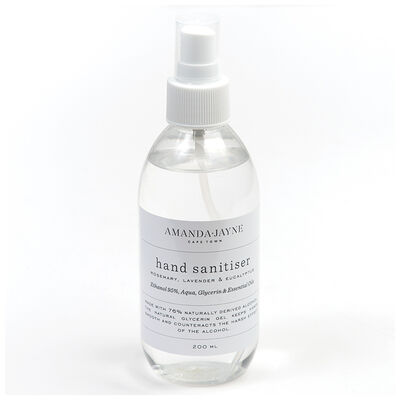 Amanda-Jayne Large Liquid Hand Sanitizer