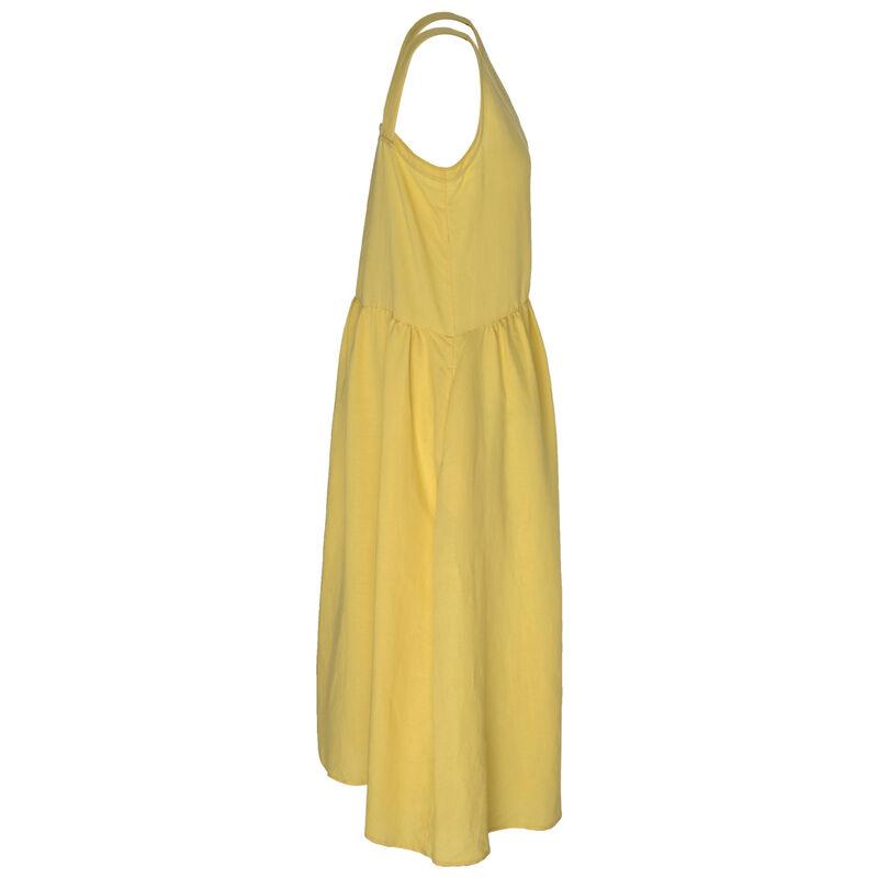 Deirdre A-line Dress -  yellow