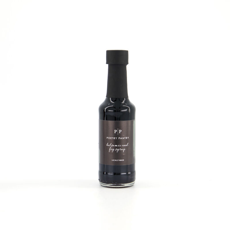 Balsamic & Dried Fig Syrup -  nocolour