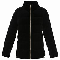 Lake Velvet Bomber -  black