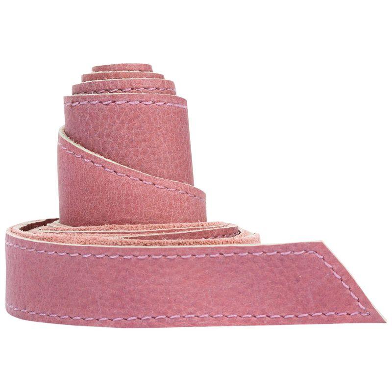 Tammy Waist Tie Belt -  pink-pink