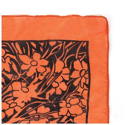Iyana Silk Floral Printed Scarf