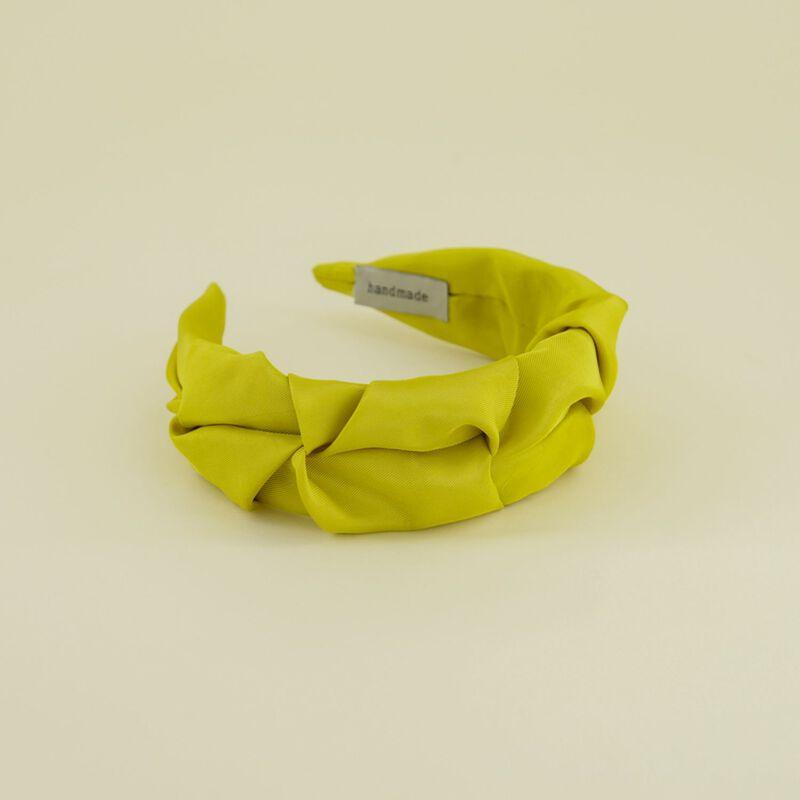 Gaia Ruched Aliceband -  dc8800