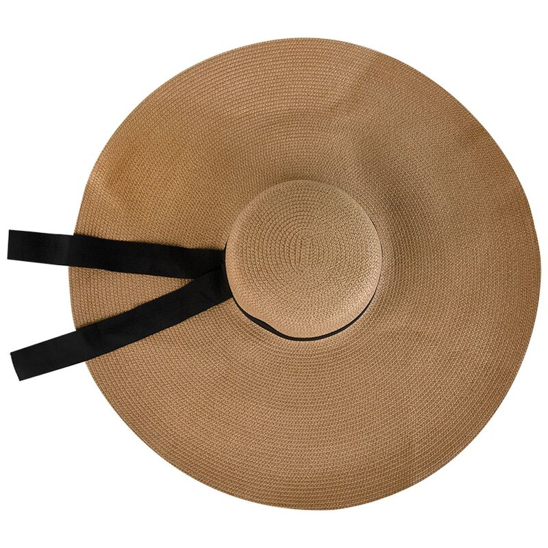 Eva Statement Sun Hat -  oatmeal