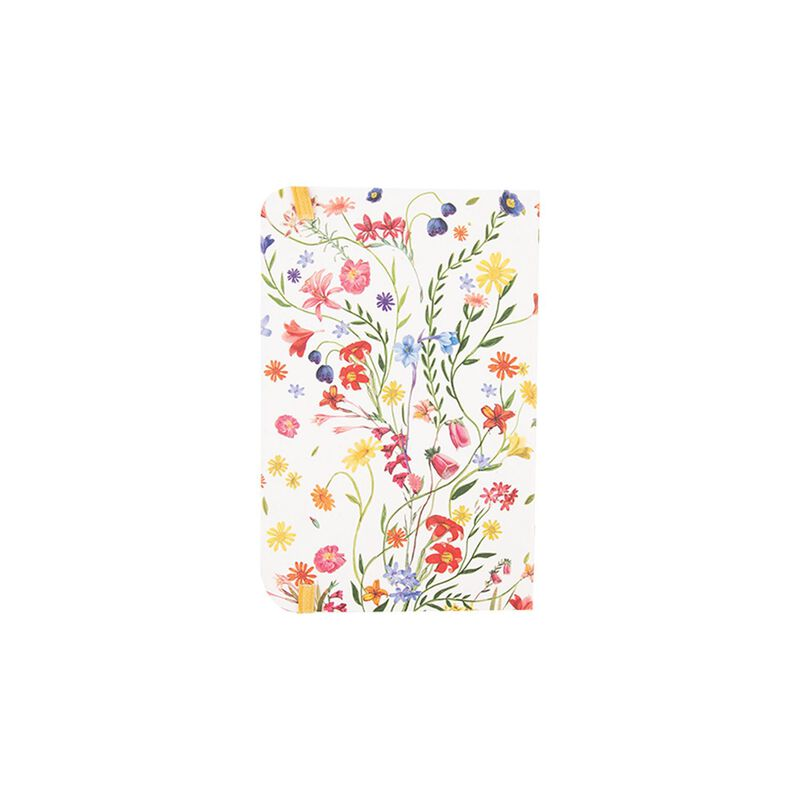 Dried Flower Notebook -  assorted
