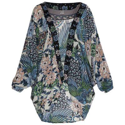 Cassidy Floral Kimono