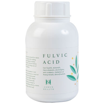 Fulvic Acid Tablets