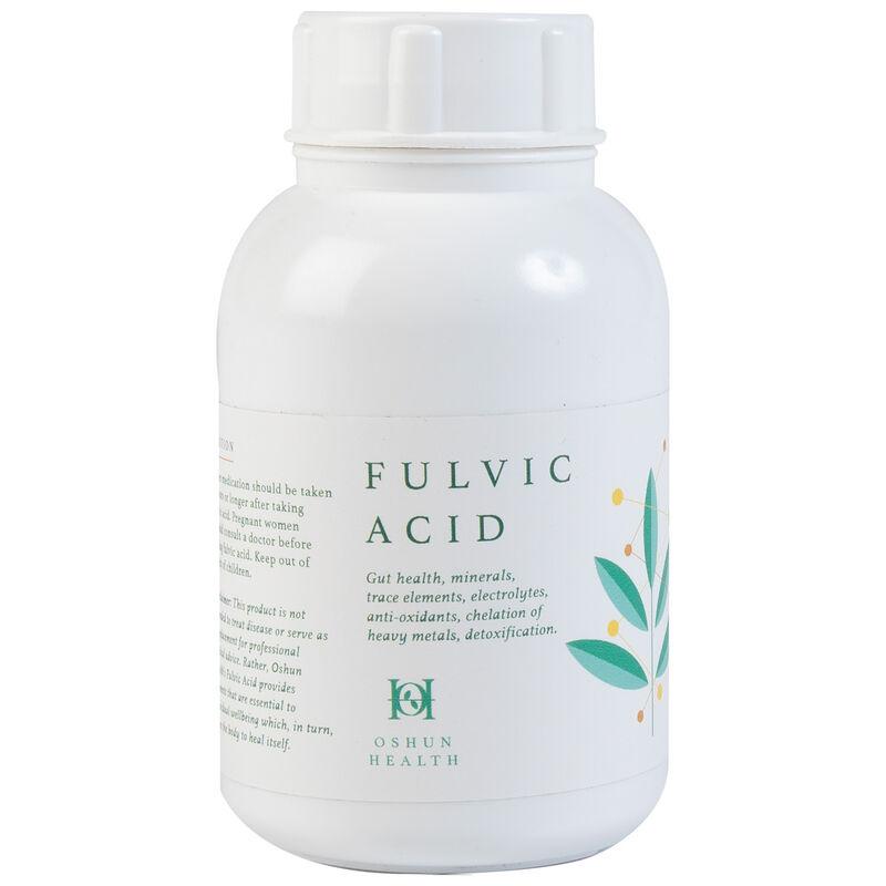 Fulvic Acid Tablets -  assorted