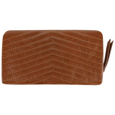 Ilee Quilted Leather Wallet